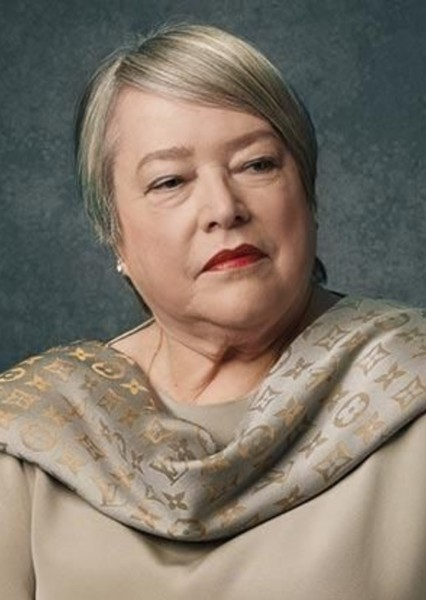 Kathy Bates as Augusta Gein in Mommy's Boy