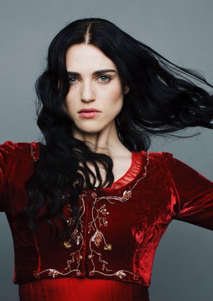 Katie McGrath as Lilith in A Curse So Dark and Lonely