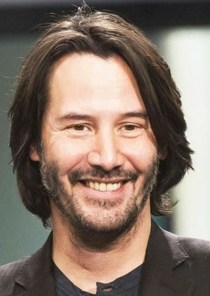 Keanu Reeves as Most Down-to-Earth Celebrity in The Mycast Awards