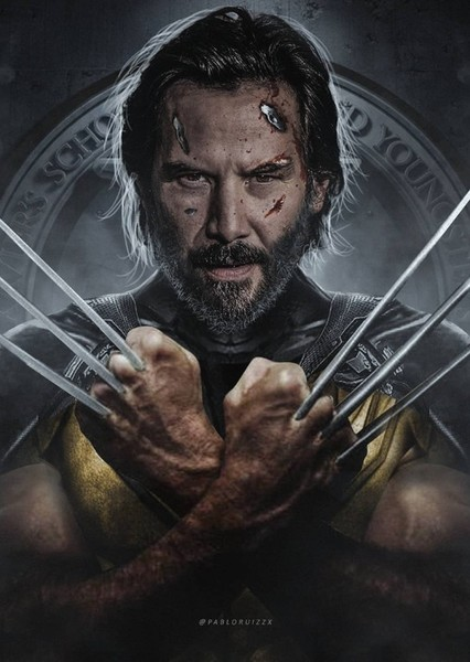 Keanu Reeves as Wolverine in Eighth Installment of Uncanny X-men