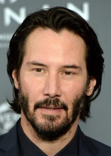 Keanu Reeves as Revan in Revan: A Star Wars Kotor Story