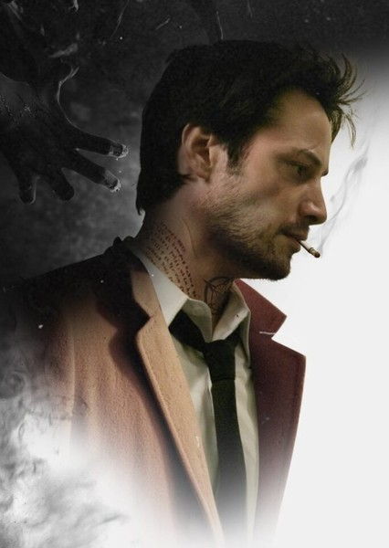 Keanu Reeves as John Constantine in  DC BATMAN MULTIVERSE AND JUSTICE LEAGUE