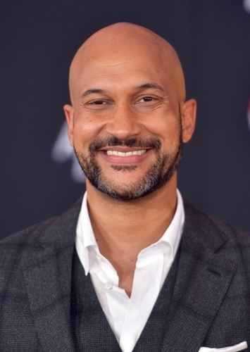Keegan-Michael Key as Thing in The Addams Family