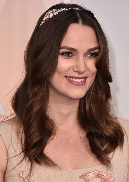 Keira Knightley as #6 in Celebs who could play siblings in a movie
