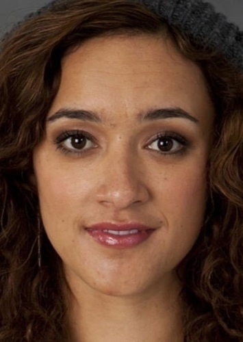 Keisha Castle-Hughes as Lt. Grace Palermo in Star Trek: Legacy