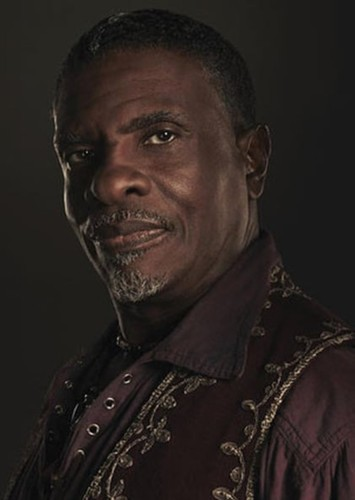 Keith David as Main Villain in Create your very own story! :D