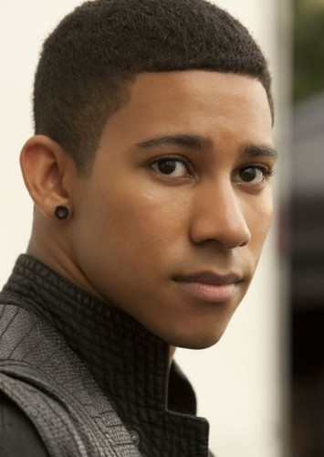 Keiynan Lonsdale as Wallace West in Titans  (Arrowverse)