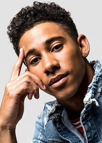 Keiynan Lonsdale as Tarquin in A Court of Thorns and Roses
