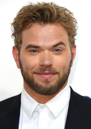 Kellan Lutz as Vanilla Ice in JoJo's Bizarre Adventure: Stardust Crusaders 2