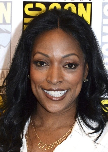 Kellita Smith as Ingrid Hunnigan in Resident Evil