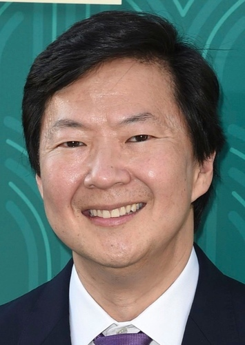 Ken Jeong as Shun Gon in The Aristocats Live Action CGI