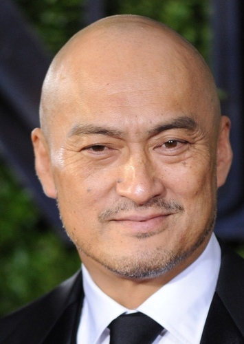 Ken Watanabe as Anubis in Solar Smash
