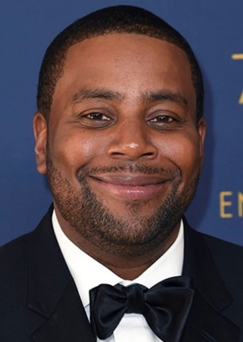 Kenan Thompson as The Paranormal Investigator #1 in No Context/Typical Ghost/Haunted House Movie