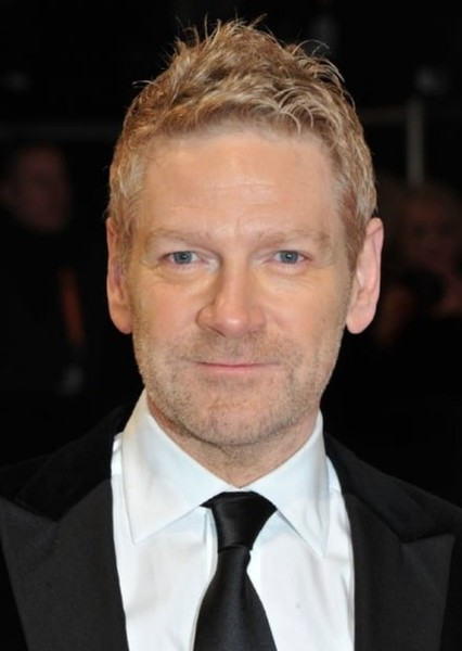 Kenneth Branagh as Admiral John Godfrey in The Name's Bond
