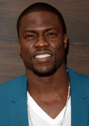 Kevin Hart as Steve Jackson in Uptown Saturday Night