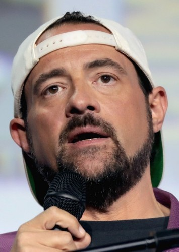 Kevin Smith as Writer in Superman Lives Animated Film