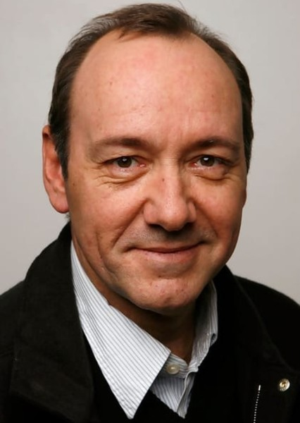 Kevin Spacey as Adolf Hitler in Hitler: The Nazi Circle