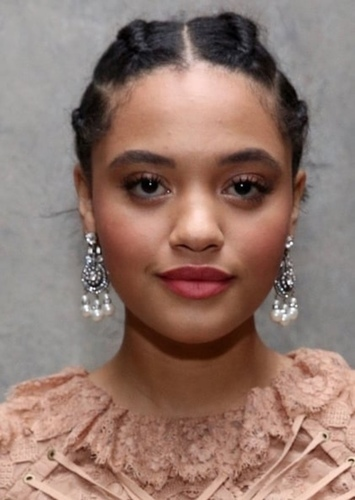 Kiersey Clemons as Katie in Total Drama