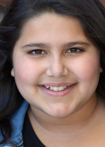 Kimia Esfahani as Gabby Duran & The Unsittables in Face Claims Sorted by Disney Channel Shows and DCOMs