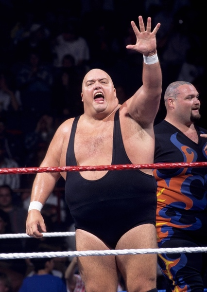 King Kong Bundy as Blob in James Cameron's X-Men (1986)