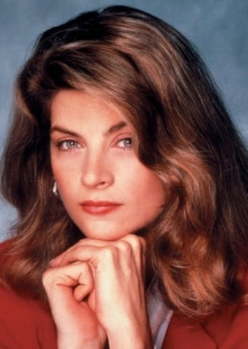 Kirstie Alley as Marsha Zazula in Metallica Biopic