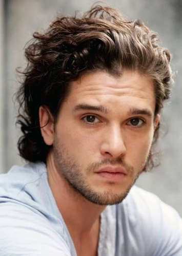 Kit Harington as Winter Soldier in Captain America: Alternate Cast