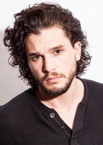 Kit Harington as Atomic Samurai in One Punch Man