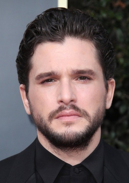 Kit Harington as British soldier and officer in World War II: The War in the Europe