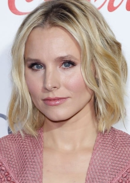 Kristen Bell as The Good Place in Faceclaims