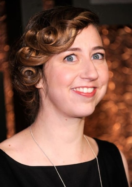 Kristen Schaal as Edith in Treehouse Comix Cinematic Universe