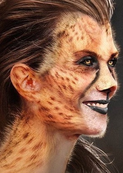 Kristen Wiig as Cheetah in Legion Of Doom