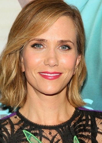 Kristen Wiig as Monica Crump in It's a Mad, Mad, Mad, Mad World