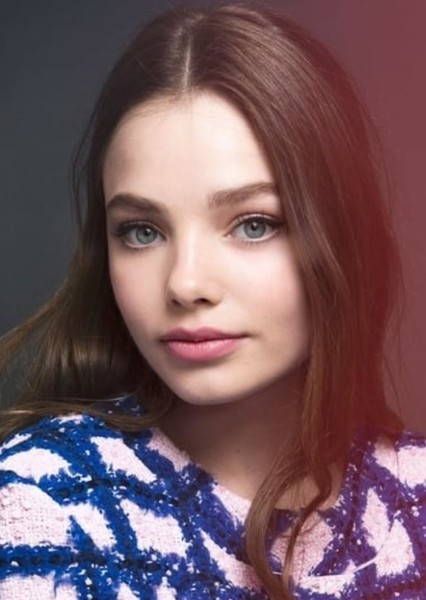 Kristine Froseth as Nastya Rasputina in The Mechanisms