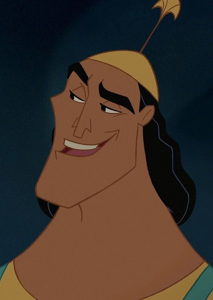 Kronk as Best Cartoon Character in Best & Worst of the 2000s