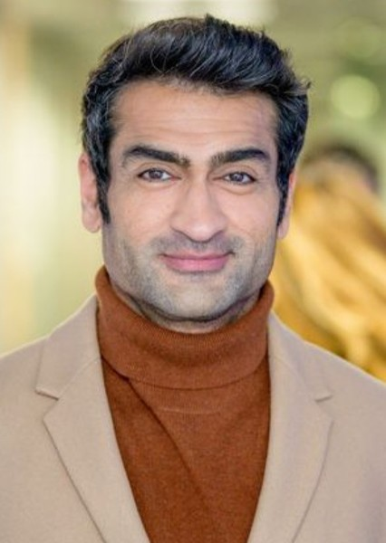 Kumail Nanjiani as Kronk in The emperor's New Groove