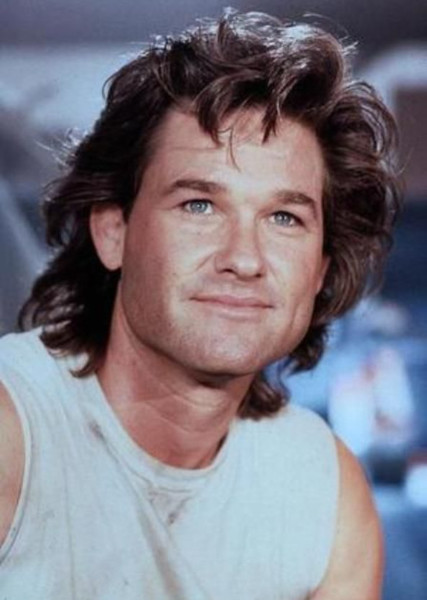 Kurt Russell as Aquaman in James Cameron's Justice League (1980s)