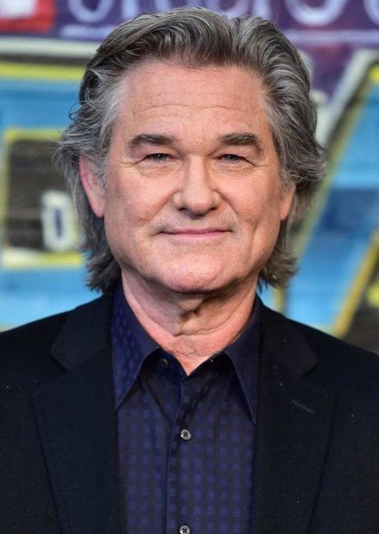 Kurt Russell as Dewey Largo in The Simpsons (Live-Action)