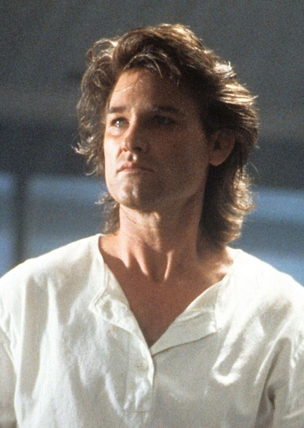 Kurt Russell as Raleigh Becket in Pacific Rim (1983)