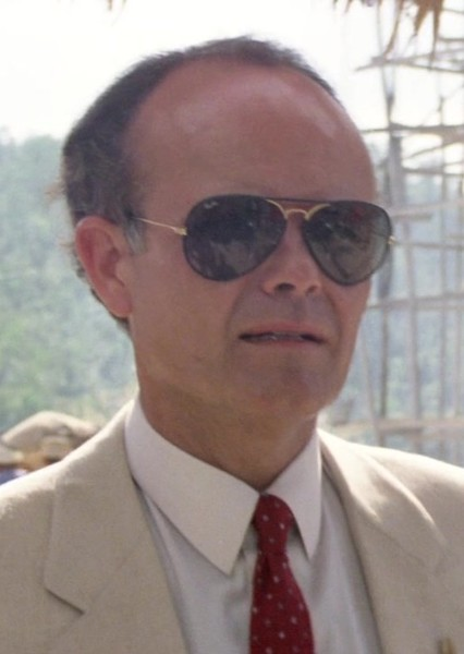 Kurtwood Smith as Lex Luthor in 90's Superman: My Edition