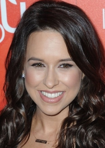 Lacey Chabert as White Witch in Amalgam Animated Universe