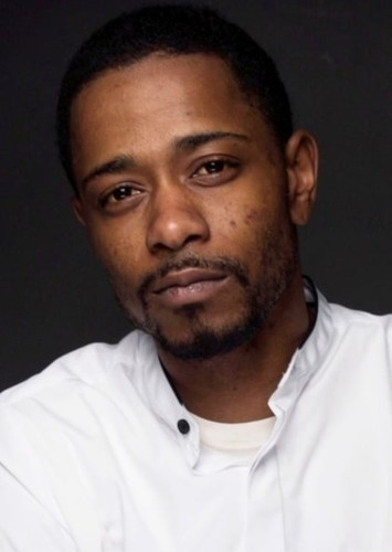 Lakeith Stanfield as Aaron Cash in The Man Who Laughs