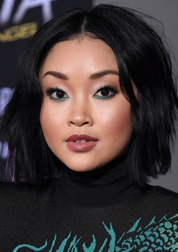 Lana Condor as Trini Kwan in Power Rangers (Netflix)