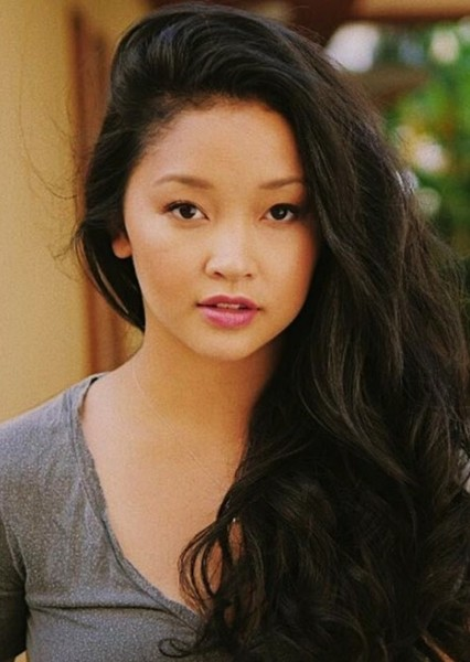 Lana Condor as Elise Whisks in The Selection Series