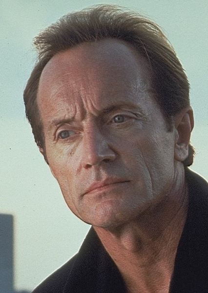 Lance Henriksen as Dr. Samuel Hayden in Doom - 80s Sci-Fi Action Flick