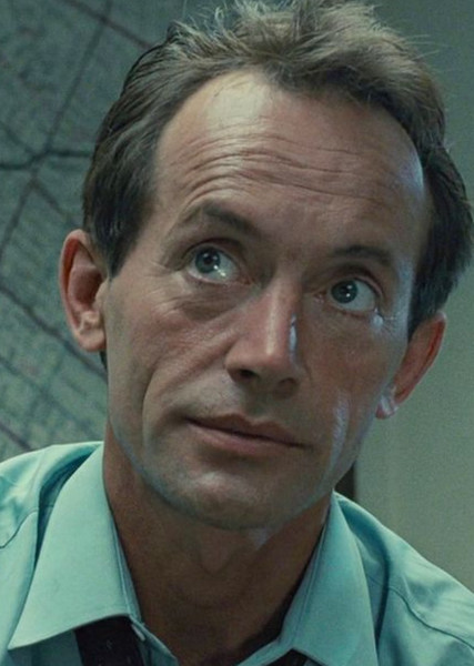 Lance Henriksen as Magneto in James Cameron's X-Men (1986)
