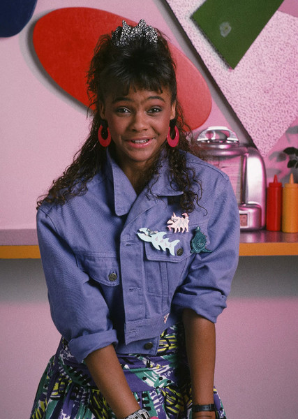 Lark Voorhies as Shuri in Black Panther (1988)