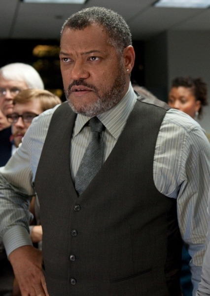 Laurence Fishburne as Bill Foster in The Thunderbolts