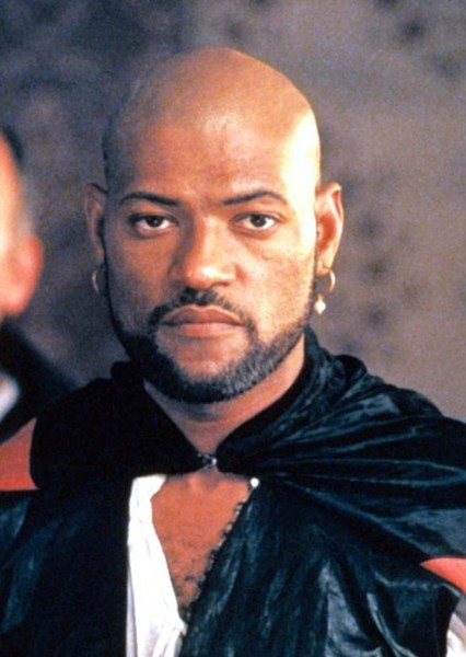 Laurence Fishburne as Komodo in Nocturnals ('90s live-action movie)