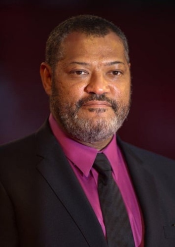 Laurence Fishburne as Isaiah Iverson in Nine Arch