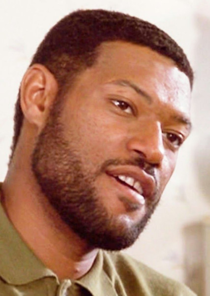 Laurence Fishburne as Erik Killmonger in Black Panther (1988)
